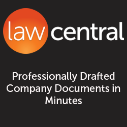 LawCentral Online Australian Legal Doc Shop