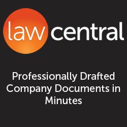 LawCentral Online Australian Legal Doc Shop